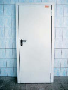 дверь противопожарная металлическая 21 10