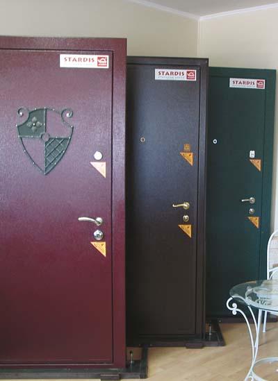 двери промышленные металлические от производителя