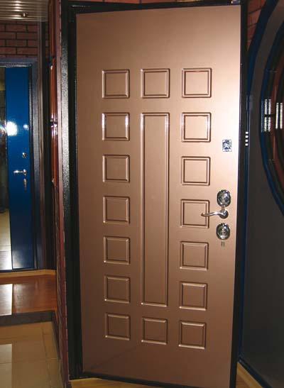 стальные двери высшего класса взломостойкости