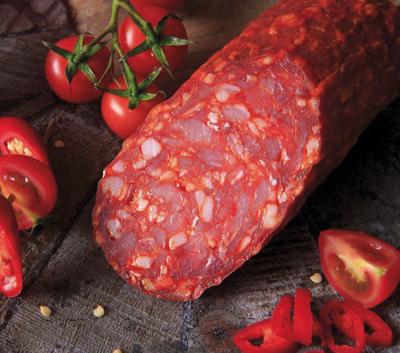 Рецепты сырокопченой колбасой фото
